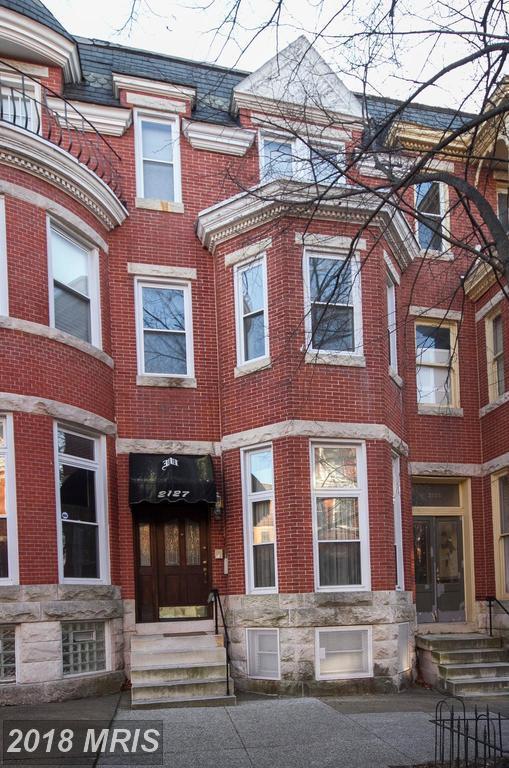2127 Bolton Street, Baltimore, MD 21217 (#BA10130587) :: Pearson Smith Realty