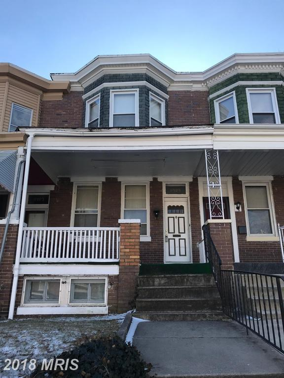 2929 Windsor Avenue, Baltimore, MD 21216 (#BA10132236) :: Pearson Smith Realty