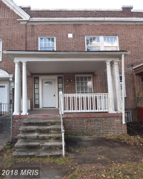 3802 Greenmount Avenue, Baltimore, MD 21218 (#BA10152561) :: The Bob & Ronna Group