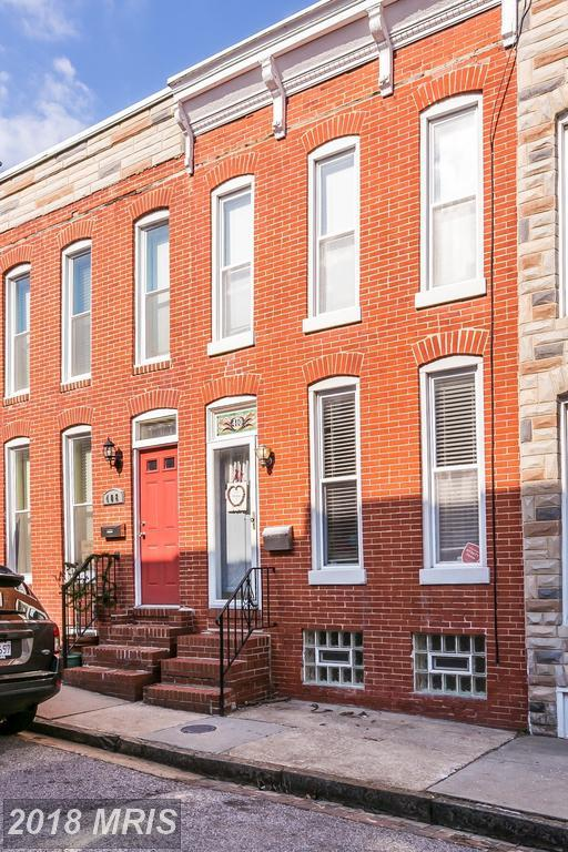 410 Clement Street E, Baltimore, MD 21230 (#BA10185445) :: The Foster Group