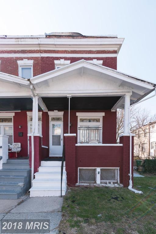 2933 Arunah Avenue, Baltimore, MD 21216 (#BA10185461) :: The Foster Group