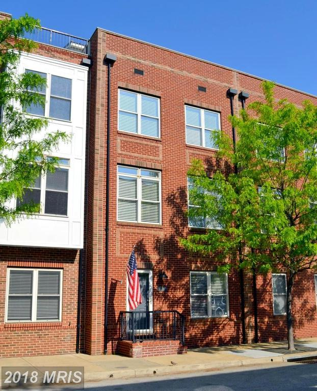 1402 Steuart Street, Baltimore, MD 21230 (#BA10233524) :: The Dailey Group