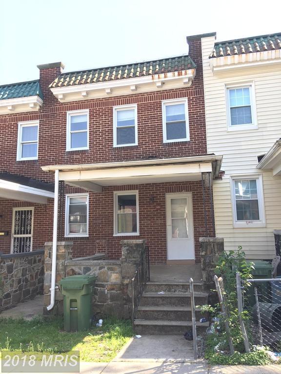 525 Sheridan Avenue, Baltimore, MD 21212 (#BA10235648) :: Labrador Real Estate Team