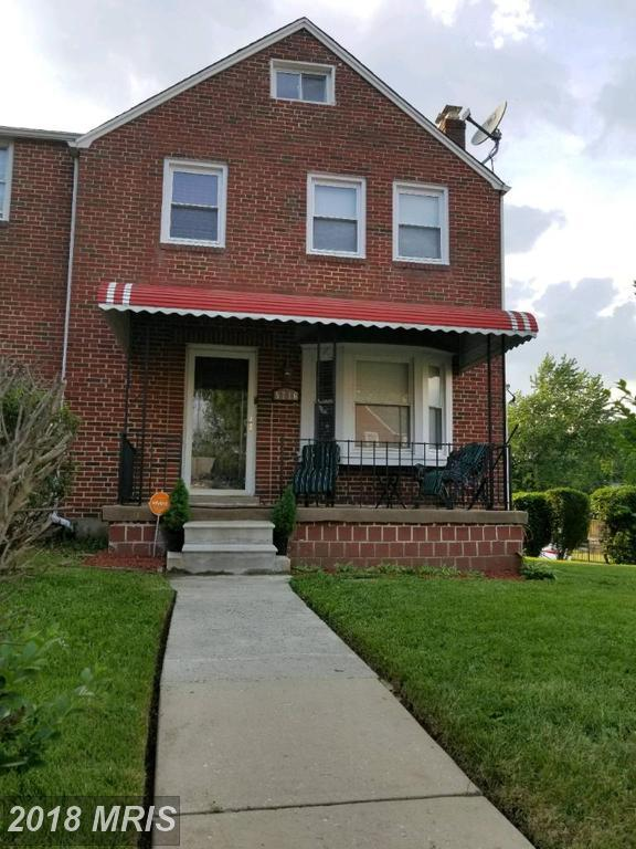 5716 Willowton Avenue, Baltimore, MD 21239 (#BA10240690) :: The Gus Anthony Team