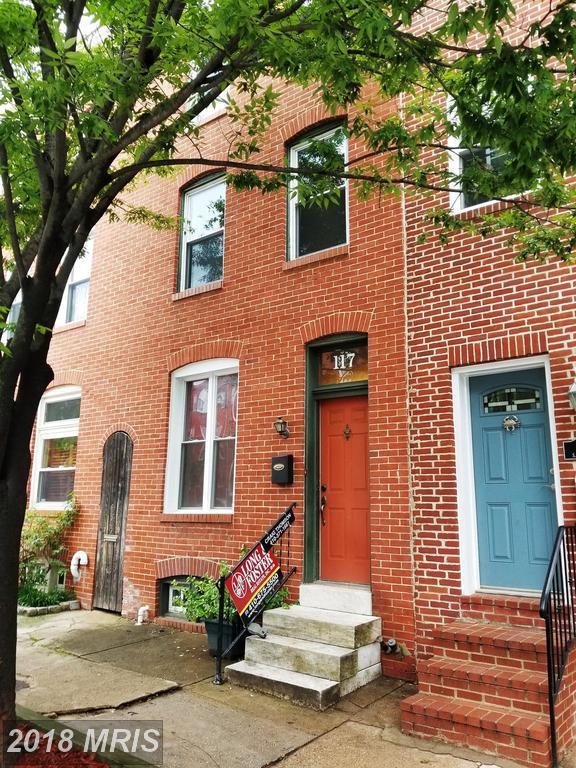 117 Washington Street S, Baltimore, MD 21231 (#BA10245253) :: SURE Sales Group