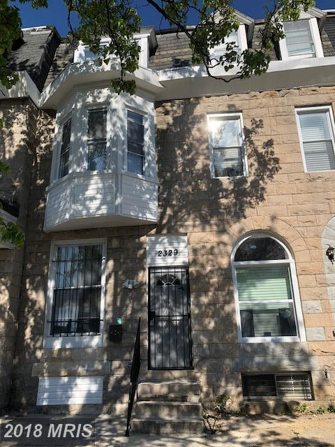 2329 Barclay Street, Baltimore, MD 21218 (#BA10247284) :: The Gus Anthony Team