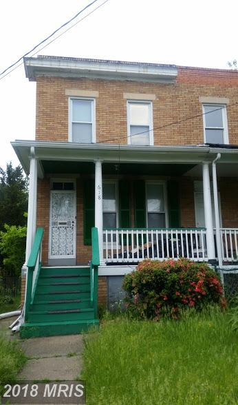 618 Glenwood Avenue, Baltimore, MD 21212 (#BA10251716) :: Colgan Real Estate