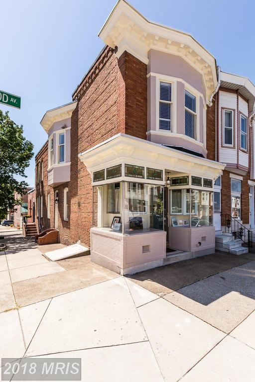 642 Linwood Avenue S, Baltimore, MD 21224 (#BA10273405) :: The Miller Team
