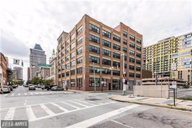 234 Holliday Street #302, Baltimore, MD 21202 (#BA10291253) :: SURE Sales Group