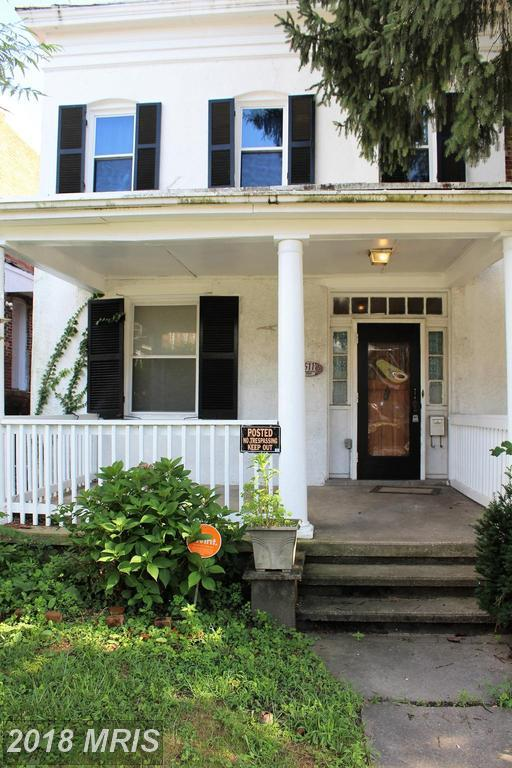511 Tunbridge Road, Baltimore, MD 21212 (#BA10304026) :: Colgan Real Estate