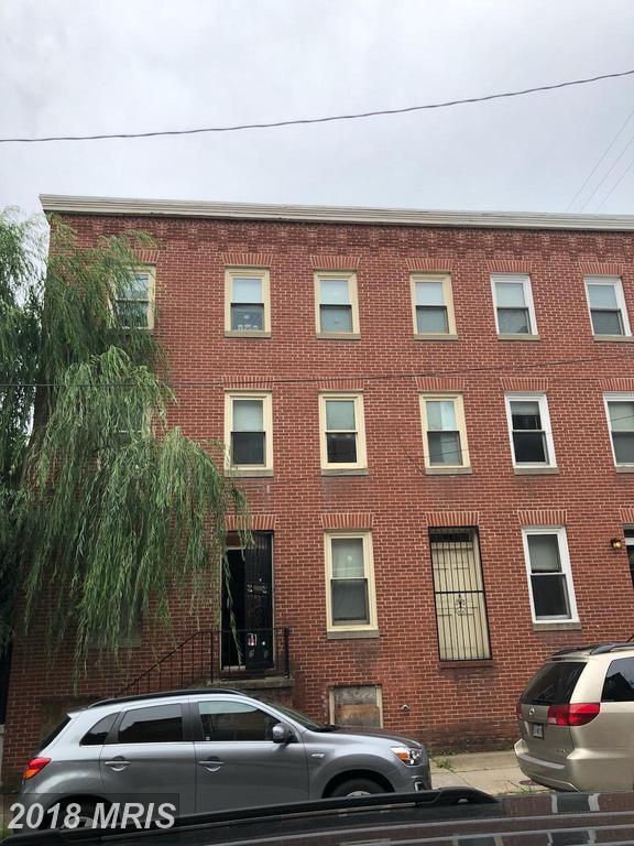 516 Warner Street, Baltimore, MD 21230 (#BA10313139) :: SURE Sales Group