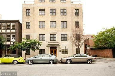 804 Ploy Street #3, Baltimore, MD 21201 (#BA10316210) :: SURE Sales Group