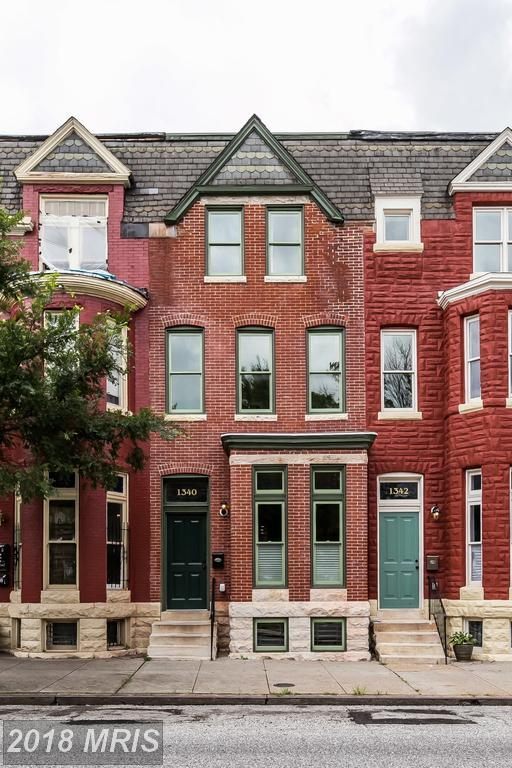 1340 Druid Hill Avenue, Baltimore, MD 21217 (#BA9014548) :: RE/MAX Executives