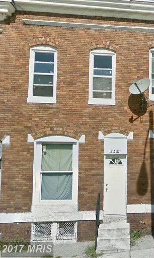 2310 Fayette Street W, Baltimore, MD 21223 (#BA9639193) :: LoCoMusings