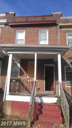 2452 Shirley Avenue, Baltimore, MD 21215 (#BA9829650) :: Pearson Smith Realty