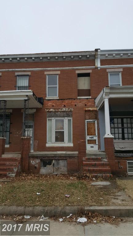 2026 Washington Street, Baltimore, MD 21213 (#BA9835802) :: Pearson Smith Realty