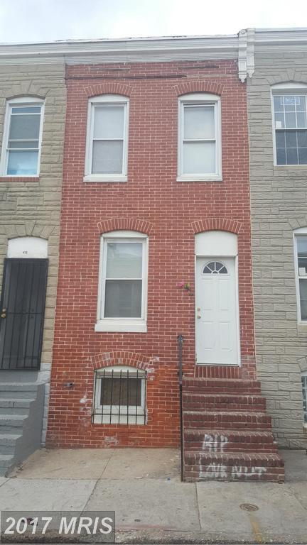 418 Rose Street, Baltimore, MD 21224 (#BA9851903) :: Pearson Smith Realty