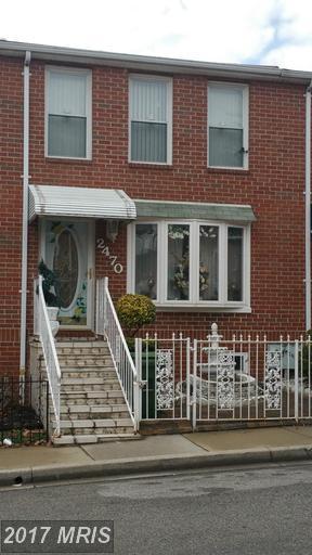 2470 Etting Street, Baltimore, MD 21217 (#BA9864953) :: Pearson Smith Realty