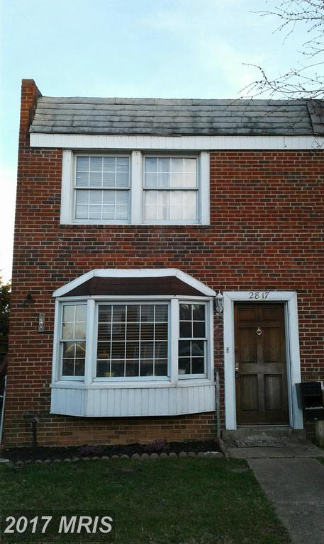 2817 Eastshire Drive, Baltimore, MD 21230 (#BA9867359) :: LoCoMusings