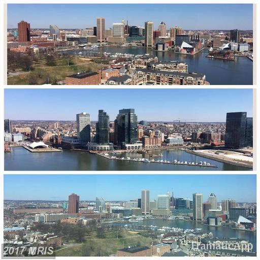 100 Harborview Drive Ph1d, Baltimore, MD 21230 (#BA9872425) :: LoCoMusings