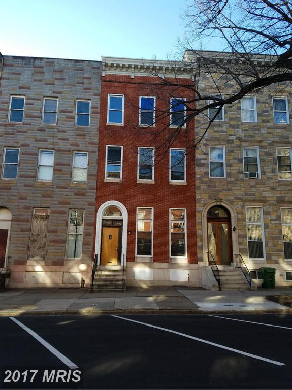 716 Carrollton Avenue N, Baltimore, MD 21217 (#BA9879070) :: Pearson Smith Realty