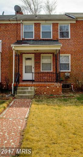 1339 Stonewood Road, Baltimore, MD 21239 (#BA9881932) :: LoCoMusings