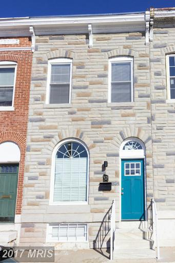 919 Patterson Park Avenue N, Baltimore, MD 21205 (#BA9889755) :: LoCoMusings
