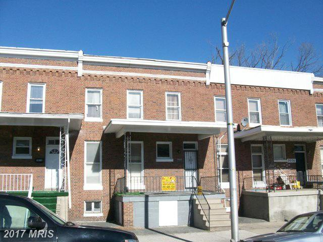3008 Wylie Avenue, Baltimore, MD 21215 (#BA9918479) :: Pearson Smith Realty