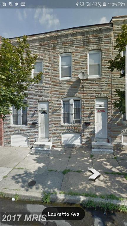 1944 Lauretta Avenue, Baltimore, MD 21223 (#BA9946847) :: Pearson Smith Realty