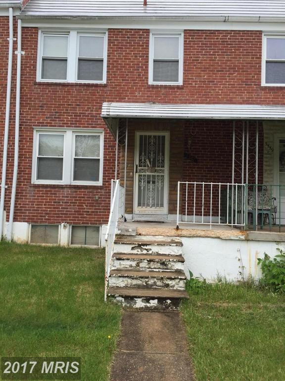 3561 Shannon Drive, Baltimore, MD 21213 (#BA9947364) :: LoCoMusings