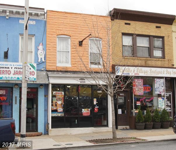 3711 Eastern Avenue, Baltimore, MD 21224 (#BA9948413) :: Gladis Group