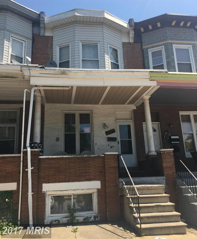 2753 The Alameda, Baltimore, MD 21218 (#BA9950683) :: Pearson Smith Realty