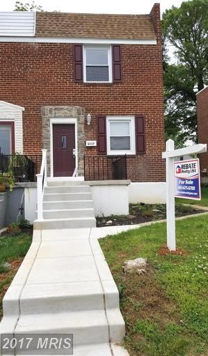 6117 Elinore Avenue, Baltimore, MD 21206 (#BA9951984) :: Pearson Smith Realty