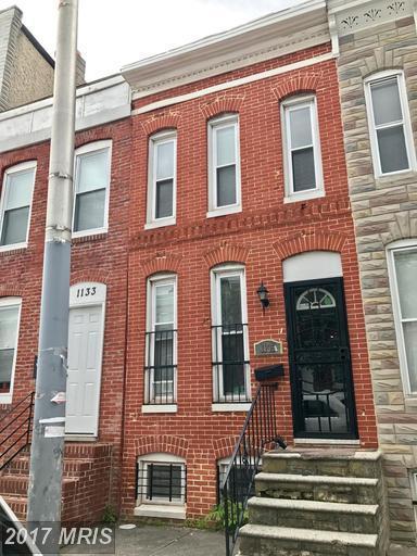 1135 Cross Street, Baltimore, MD 21230 (#BA9957897) :: LoCoMusings