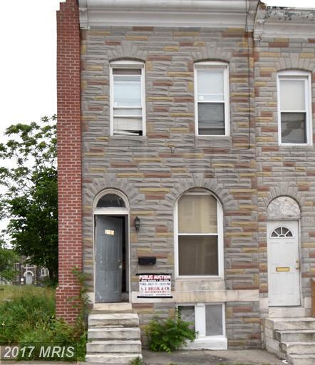 2503 Hoffman Street E, Baltimore, MD 21213 (#BA9962464) :: LoCoMusings
