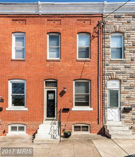 1205 Hull Street, Baltimore, MD 21230 (#BA9969512) :: LoCoMusings