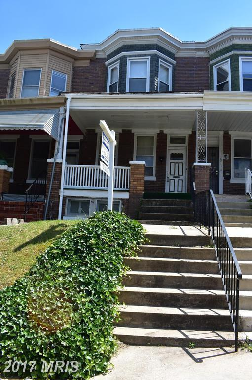 2929 Windsor Avenue, Baltimore, MD 21216 (#BA9973182) :: Pearson Smith Realty