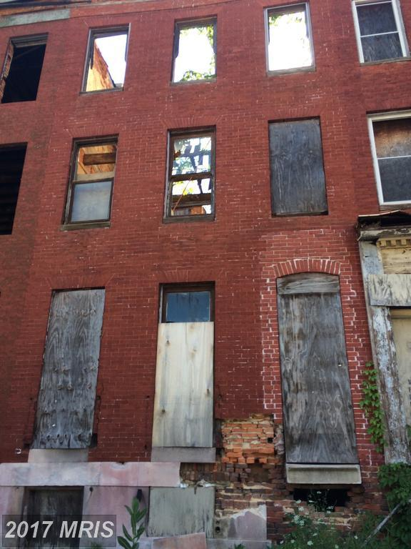 1311 Central Avenue, Baltimore, MD 21202 (#BA9976951) :: Pearson Smith Realty