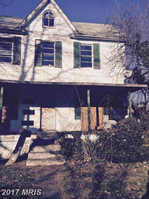 834 Cold Spring Lane, Baltimore, MD 21212 (#BA9976954) :: Pearson Smith Realty