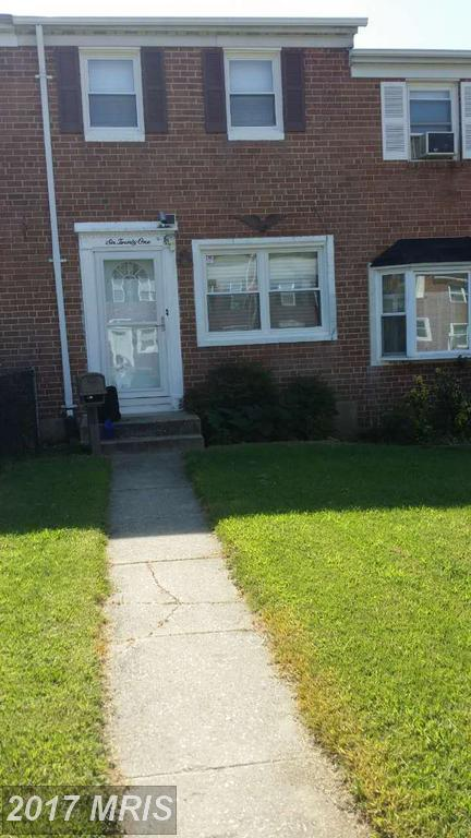 621 Markham Road, Baltimore, MD 21229 (#BA9977451) :: Pearson Smith Realty