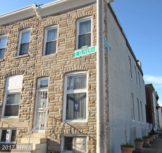 2101 Oliver Street E, Baltimore, MD 21213 (#BA9981587) :: LoCoMusings