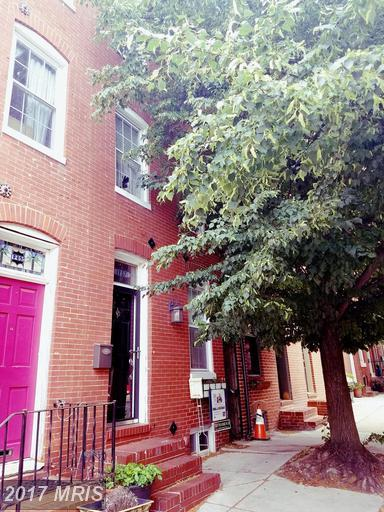 1257 William Street, Baltimore, MD 21230 (#BA9982024) :: The Dailey Group