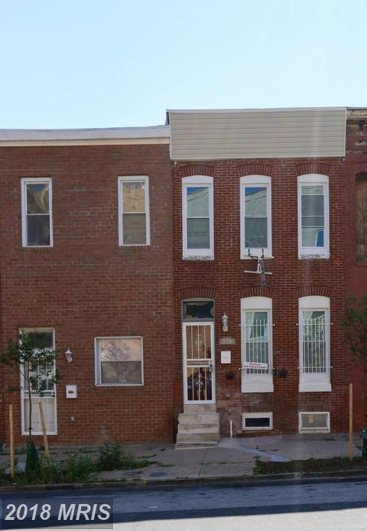 719 North Chester Street, Baltimore, MD 21205 (#BA9982998) :: Pearson Smith Realty