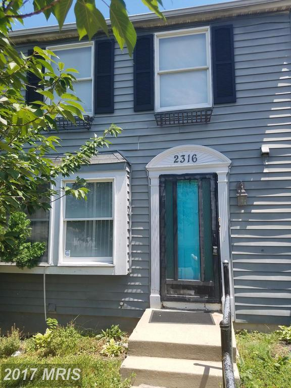2316 Winder Street, Baltimore, MD 21230 (#BA9987708) :: LoCoMusings