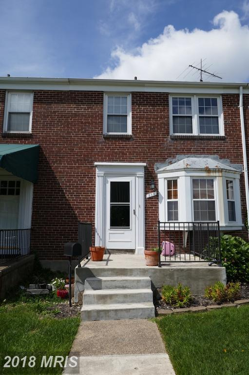 314 Small Court, Baltimore, MD 21228 (#BC10044358) :: Pearson Smith Realty