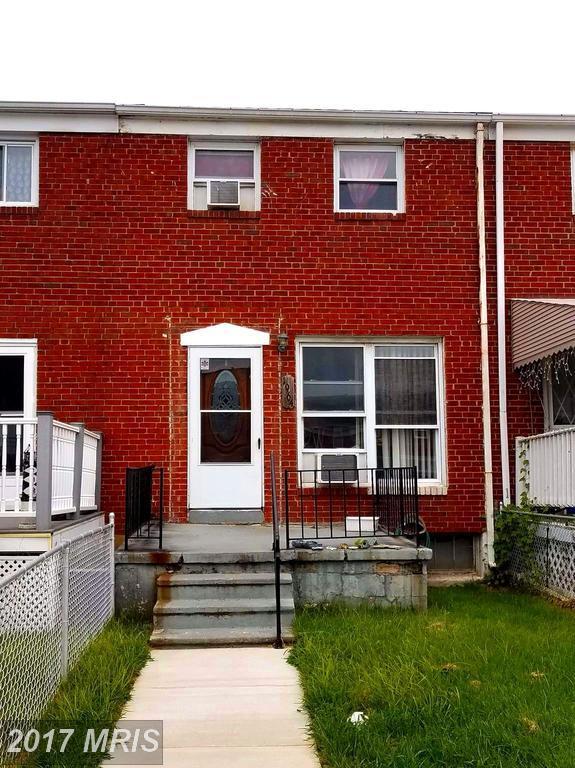 1964 Inverton Road, Baltimore, MD 21222 (#BC10046573) :: Pearson Smith Realty