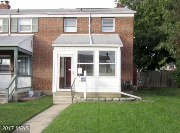 2806 Kirkleigh Road, Baltimore, MD 21222 (#BC10051825) :: Pearson Smith Realty