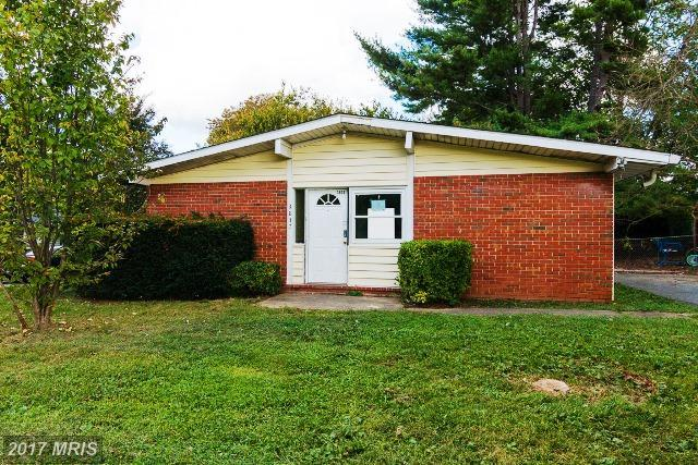 3837 Fernside Road, Randallstown, MD 21133 (#BC10056503) :: Pearson Smith Realty
