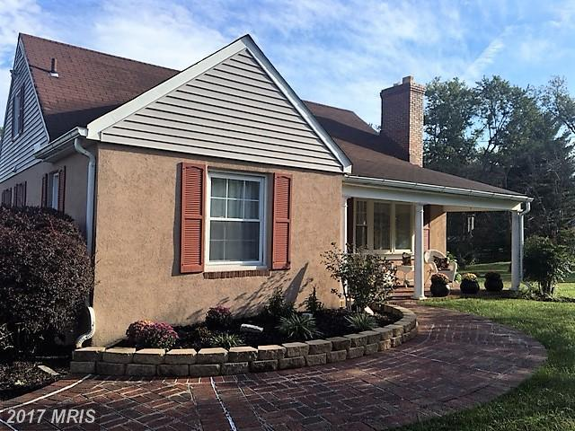 524 Cockeys Mill Road, Reisterstown, MD 21136 (#BC10077195) :: Pearson Smith Realty