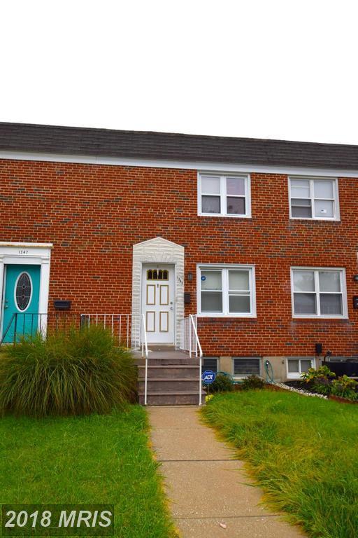 1345 Dalton Road, Baltimore, MD 21234 (#BC10081904) :: Pearson Smith Realty